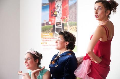 princesses, selection FESTHEA 2010