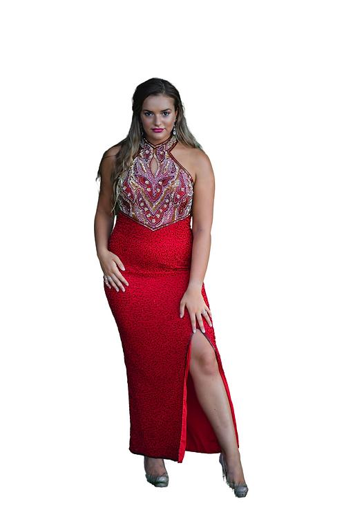 Laurence Kazar Prom Dress