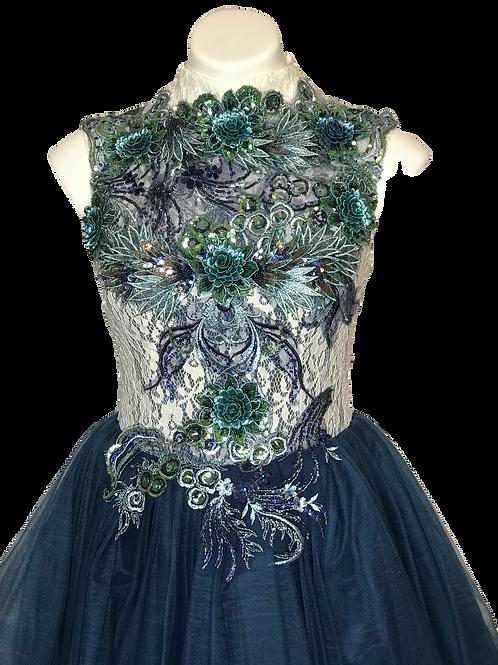 Lightinthebox Peacock Mini Dress