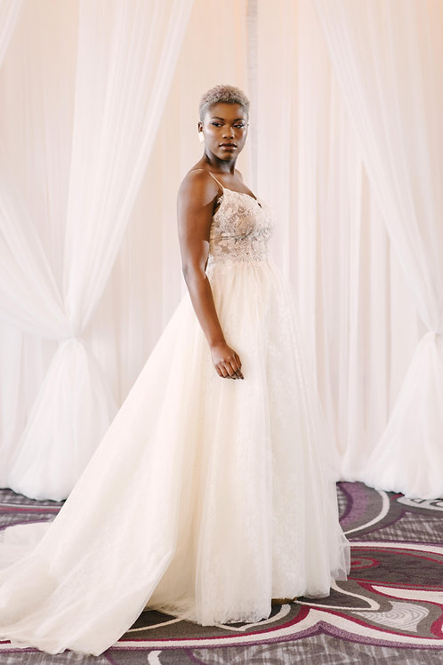 IDW Gabby Gown Style Q831