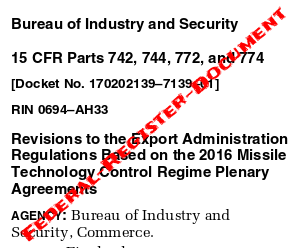 BIS is amending the Export Administration Regulations (EAR).