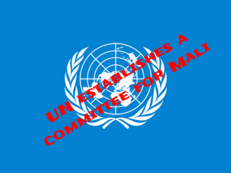 UN Resolution 2374.New sanction regime on Mali