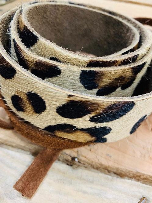 Ceinture Leopard