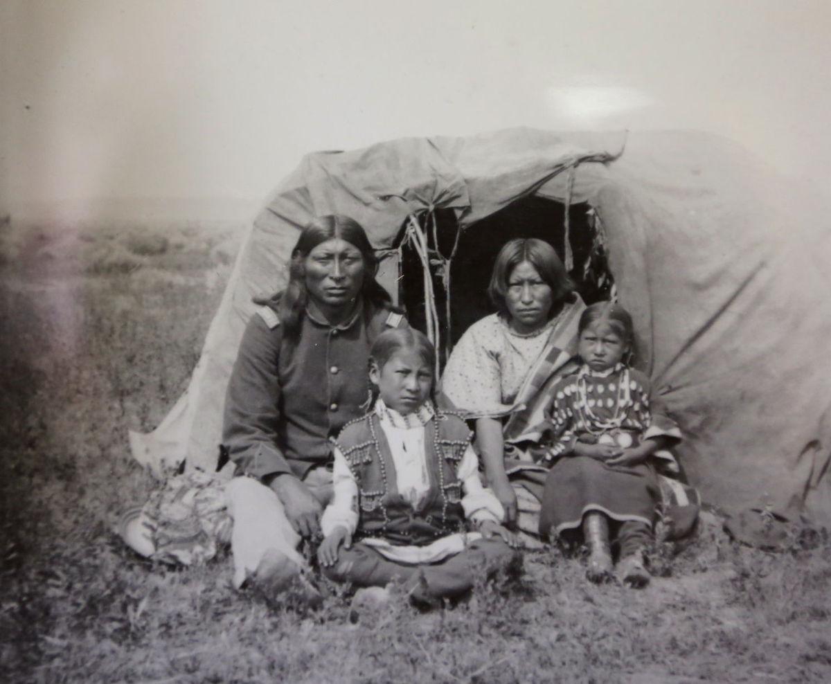 Arapaho family