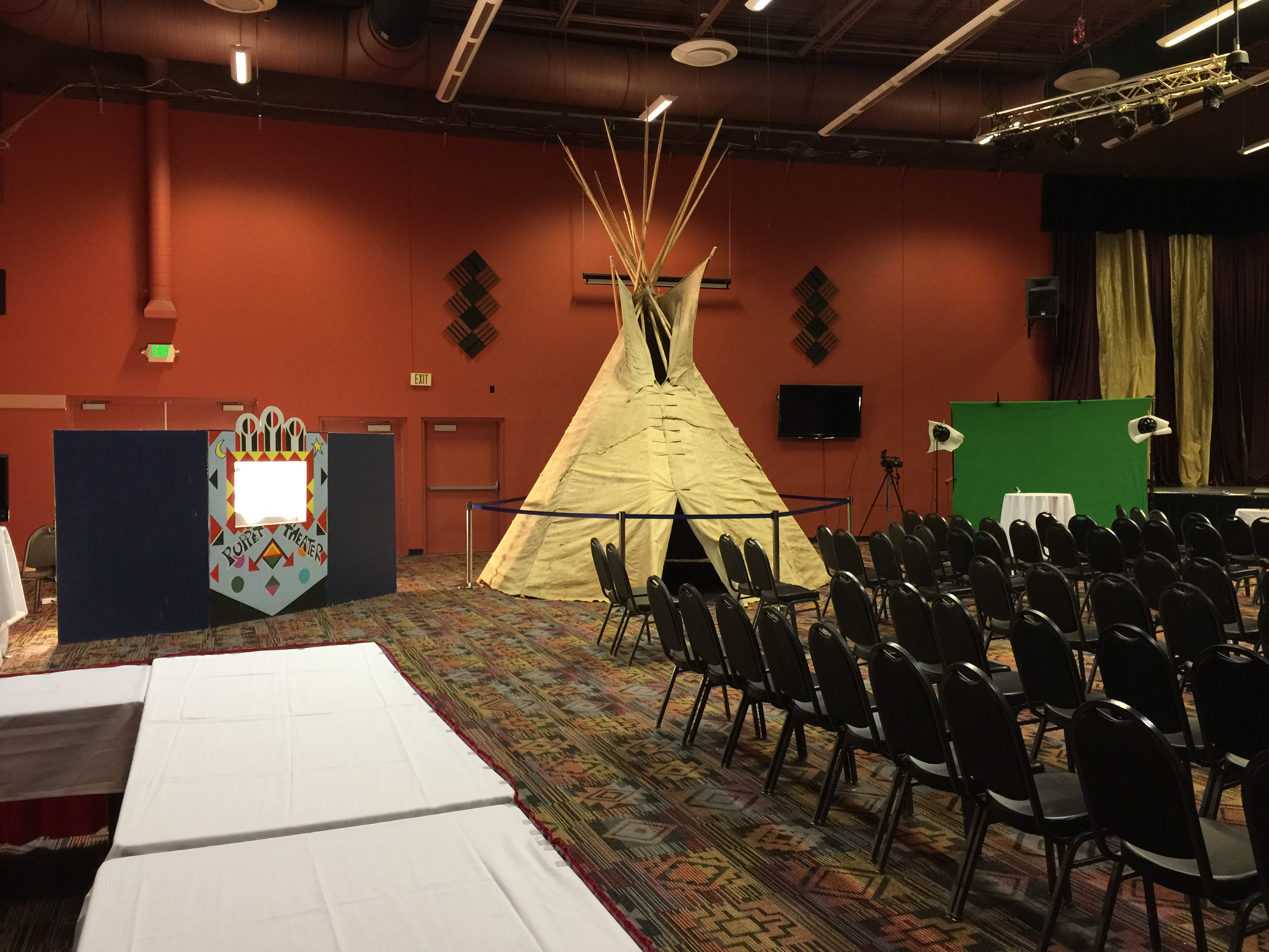 Premiere for Arapaho Community
