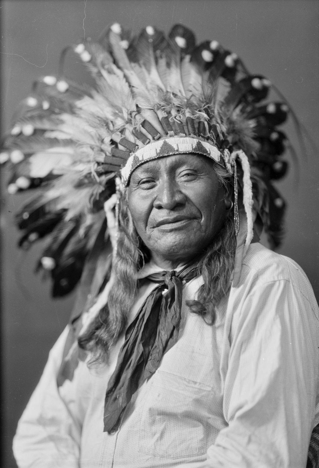 Arapaho Chief Yellow Calf