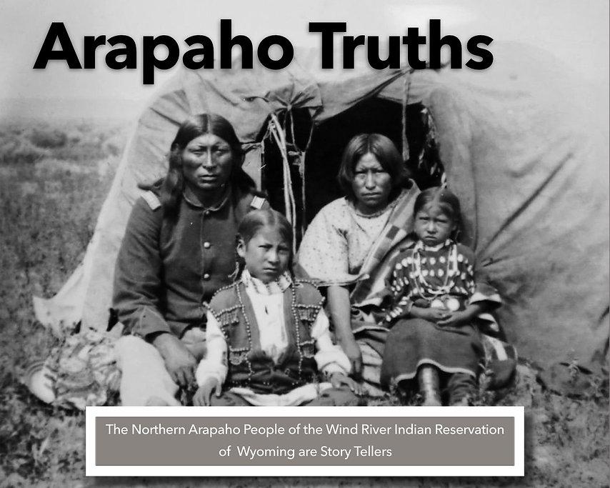 Arapaho Truths 1 Title photo small - 1.j
