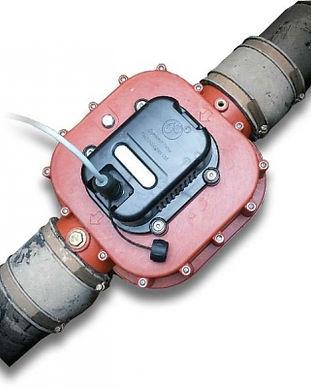 Medidor de flujo en aguas residuales WWM