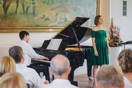 Liederabend Münster mit Inga Balzer