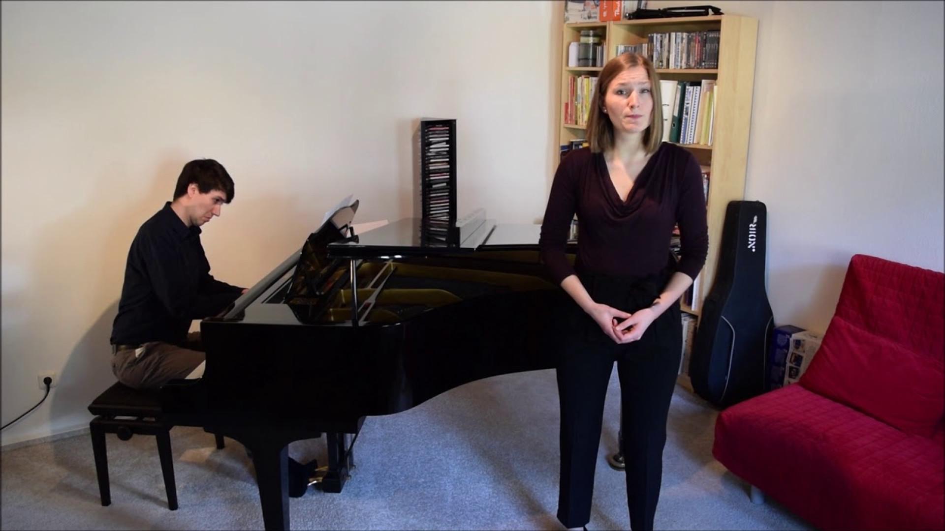 Clara Schumann - Ich stand in dunklen Träumen
