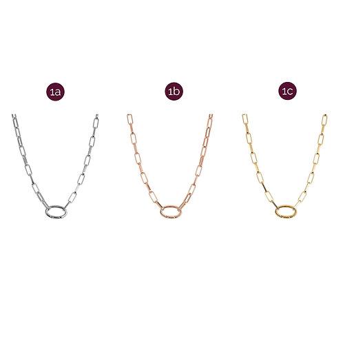 iXXXi square chain collier