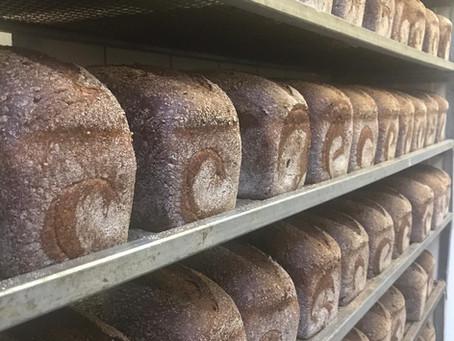 Brood bestellen en laten bezorgen