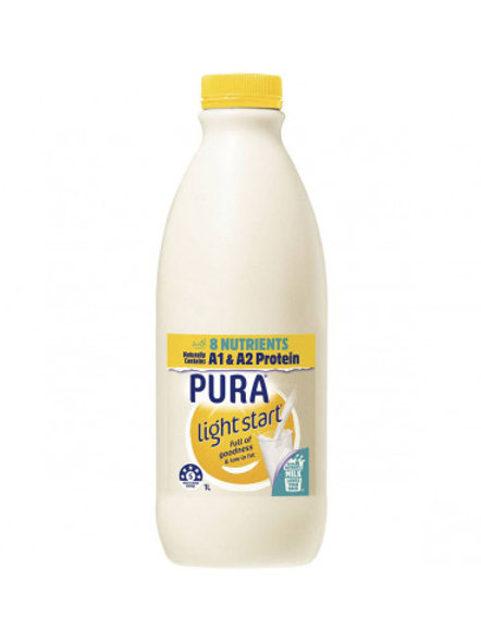 Pura Light Start Milk 1lt