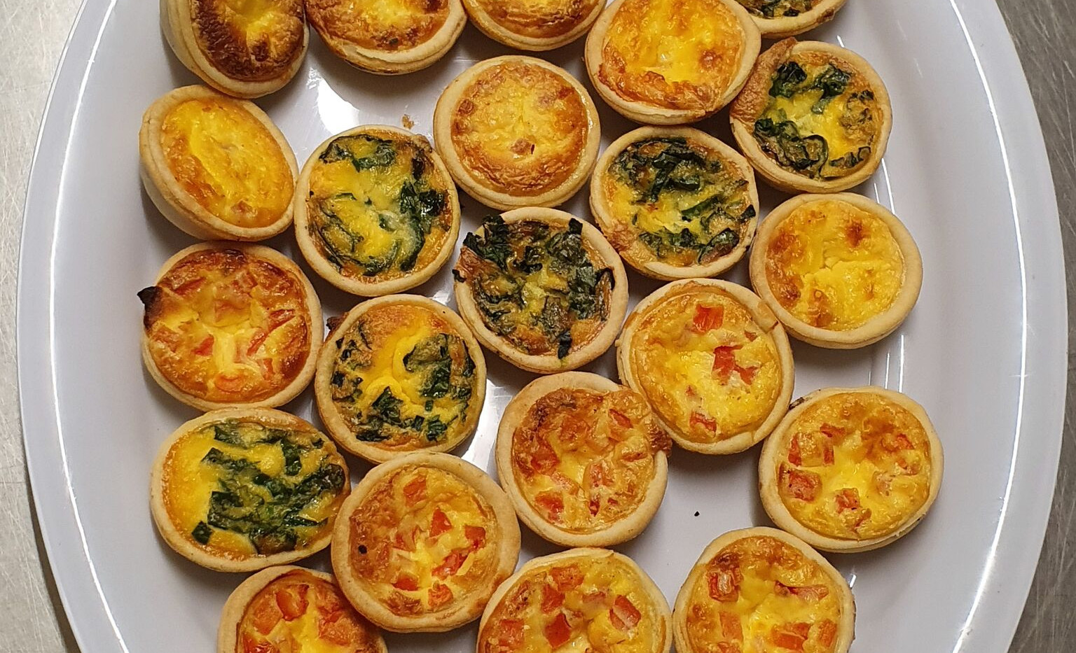 party quiches