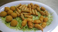 Hot Finger Food