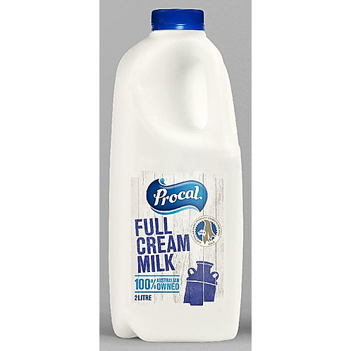 Milk 2lt