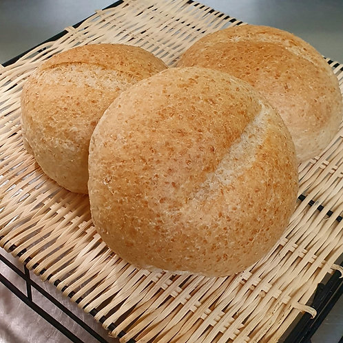 Wholemeal Rolls (6 Pack)