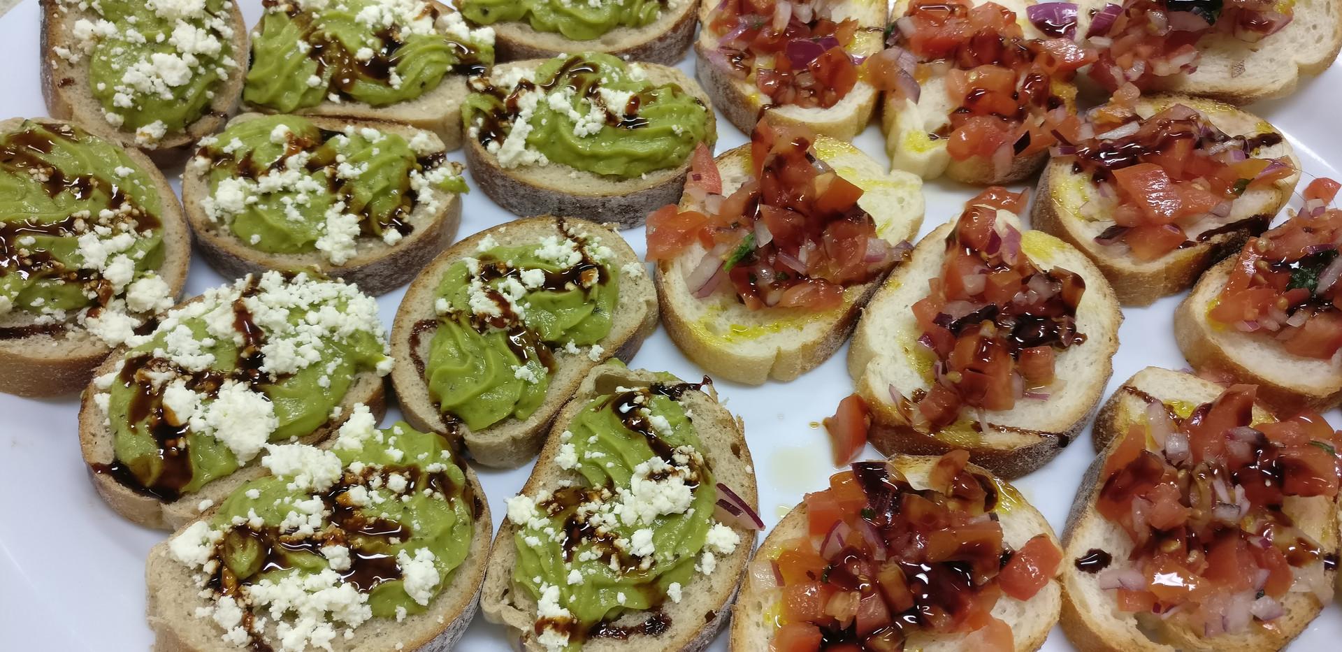 Toast Platters
