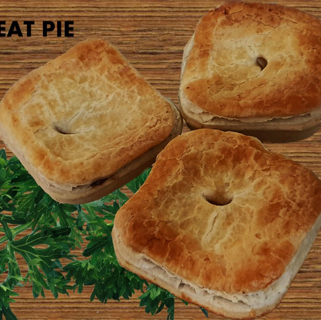 plain steak pie