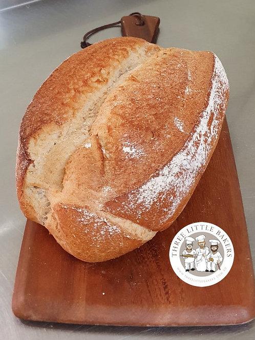 Rustic Rye Farmers Loaf