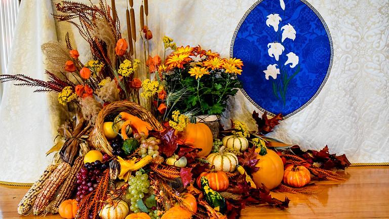 Thanksgiving Day Worship