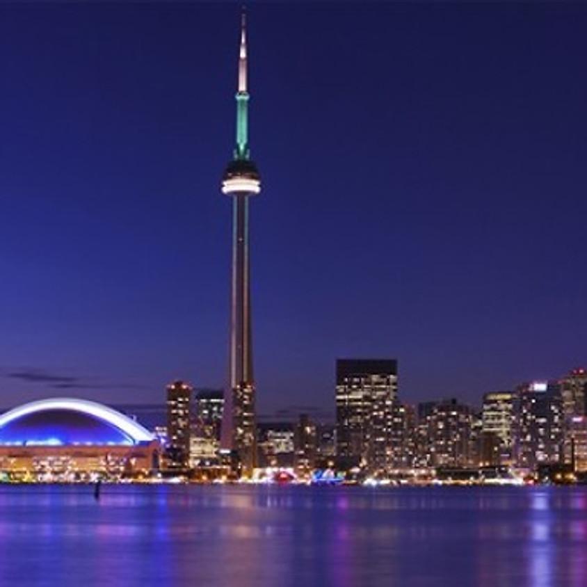 Trip To Toronto Canada