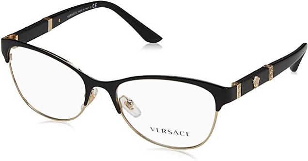 Versace VE 1233Q Blk 52-16-140