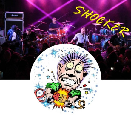 Shocker Band - OUT COVID19