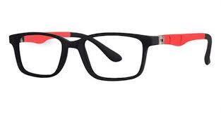 Modern Amuse  43-14-130 blk/red