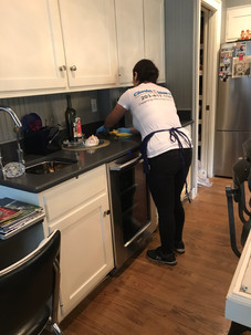 Maid Service in Ridgefied CT