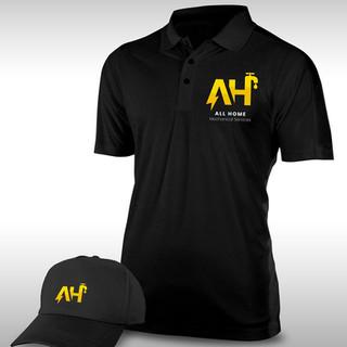 AH Tshirt & Hat