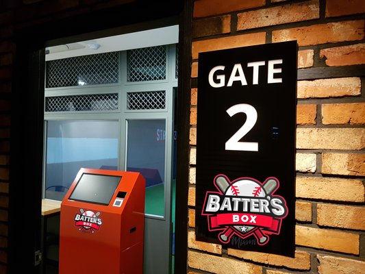 Batting Cage - 1 hour