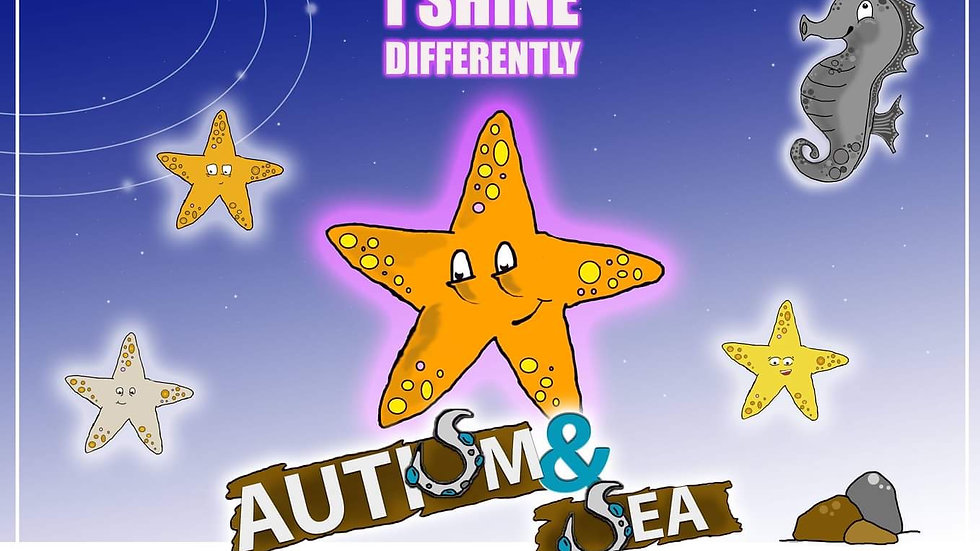 I Shine Differently (Autism in girls)