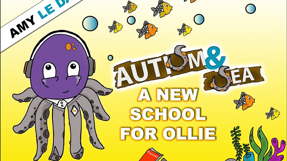 A New School for Ollie PDF