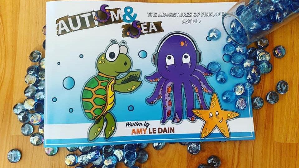 Autism & Sea The Adventures of Finn, Ollie & Astrid