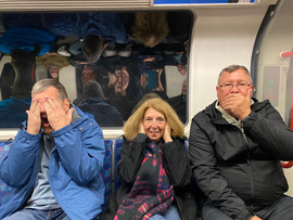 Subway silliness