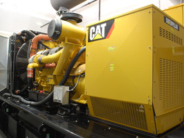 800 KW Diesel Generator