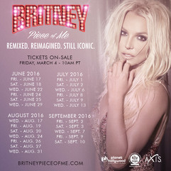 SOCIAL GRAPHIC: Britney Spears