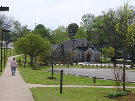 Trail of Tears Interpretive Center and Greenway