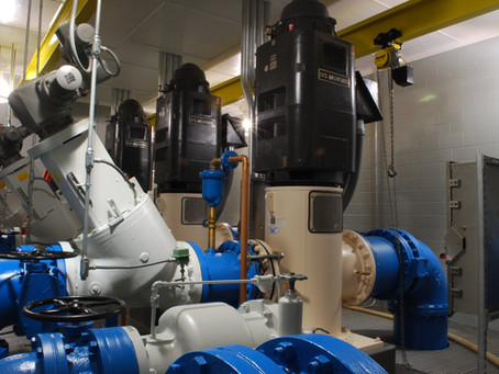 Sylacauga - J Earl Hamm WWTP Blowers & Aeration System Improvements