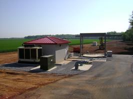 4 MGD Sewer Lift Station