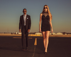 MODELS: Rollson Royce and Peyton Young