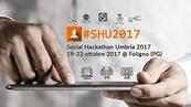 #SHU2017   Social Hackathon Umbria 2017   19-22 ottobre 2017