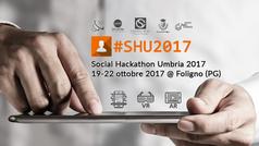 #SHU2017 | Social Hackathon Umbria 2017 | 19-22 ottobre 2017