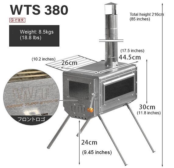 Work Tuff Stove WTS-380
