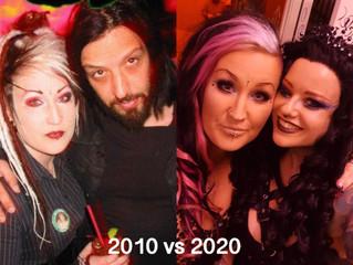 10 år av ont och gott!