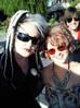 På hemmafest hos Ozzy Osbourne!