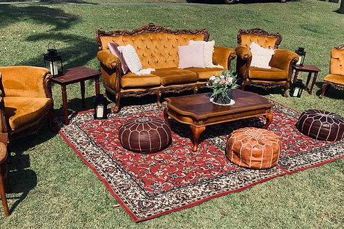 Vintage lounge pack