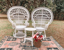 whitepeacockchairs