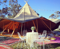 Nordic Tipi Marquee